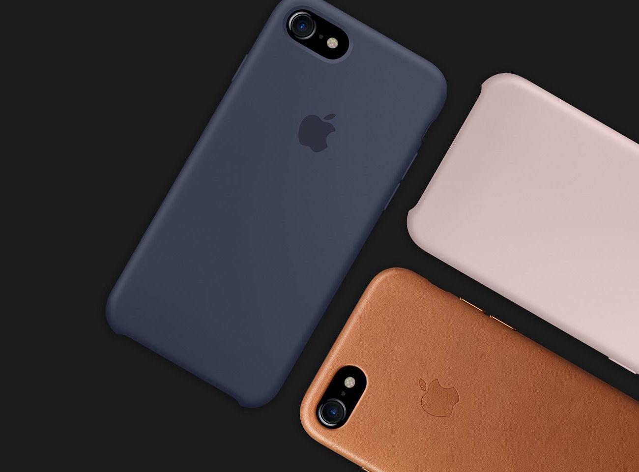 apple case iphone 7 leather