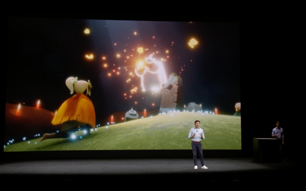 photo image Upcoming Games Sky And The Machines Look Great During iPhone X Event