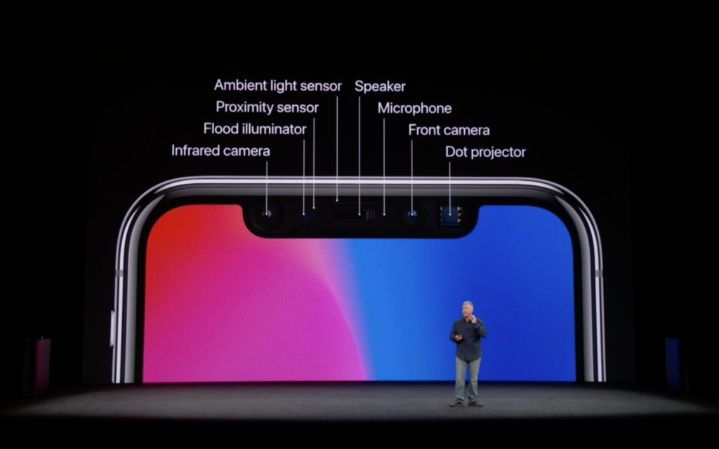 photo image How Face ID Technology Will Work on the iPhone X