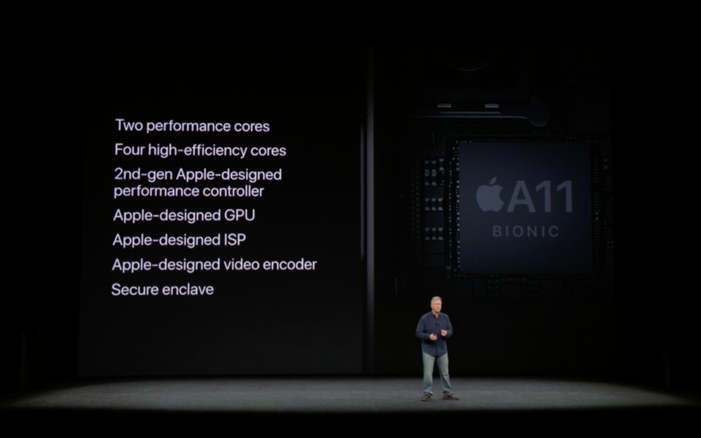 photo image The A11 Bionic Powers The iPhone 8, Plus, And X