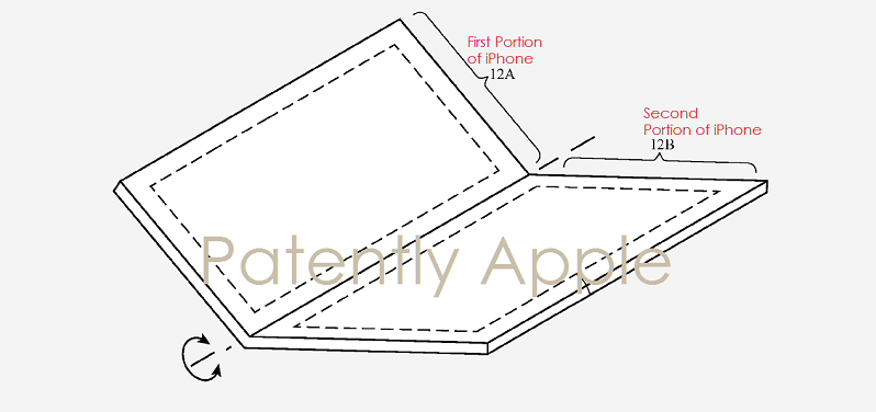photo image Apple, LG Reportedly Team up for Future Foldable iPhone