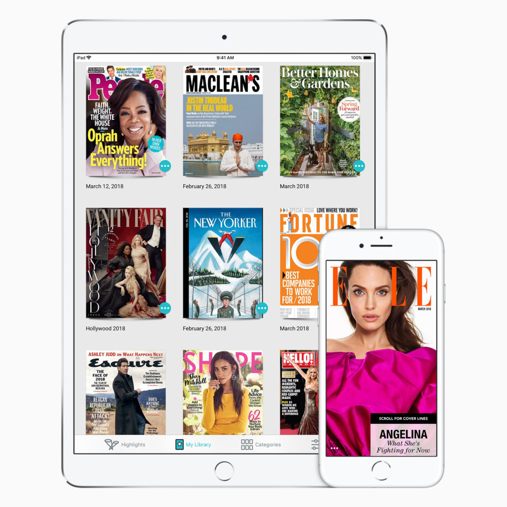 photo image Apple Buys Texture, the Digital Magazine Subscription Service