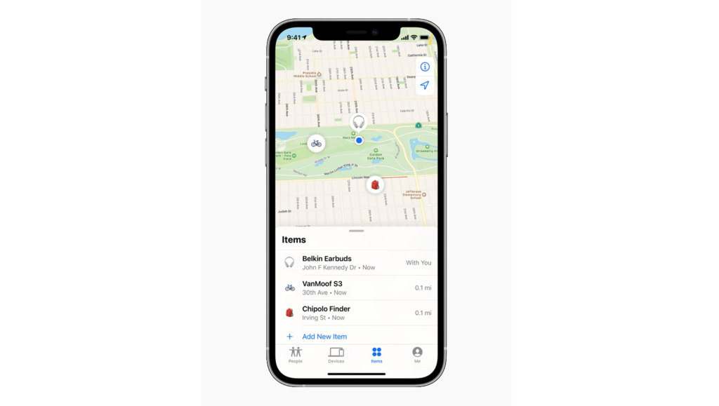 photo of Apple Announces New Find My Network for Third-Party Products image