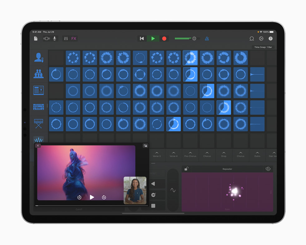 photo of Apple Updates GarageBand With New Sound Packs from Lady Gaga and More image