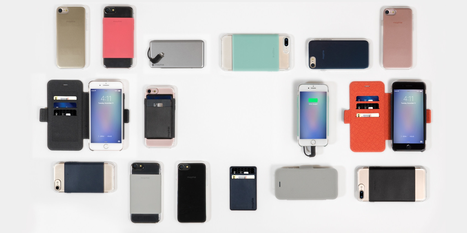 new products 6e860 d937f Mophie's New iPhone 7 Cases Feature Magnetic Accessory Attachments