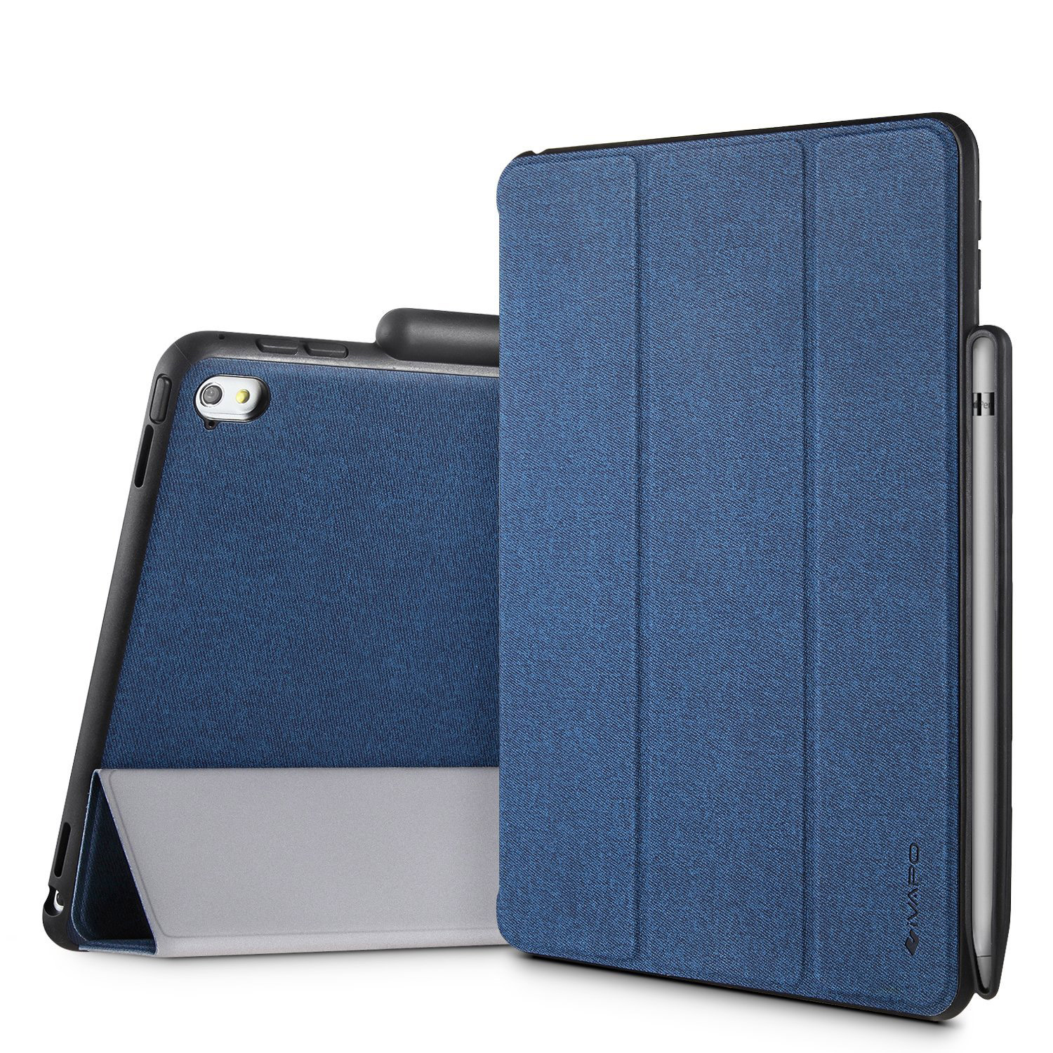 sports shoes 85604 c9f4f iVAPO 9.7-inch iPad Pro Case with Pencil Holder