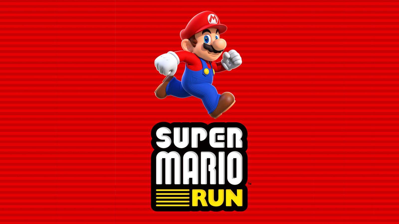 Run to an Apple Store Today to Play a Super Mario Run Demo