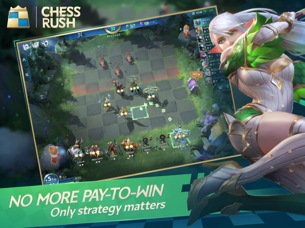 Tencent Giving Away Mountains Of Cash In The Chess Rush Global