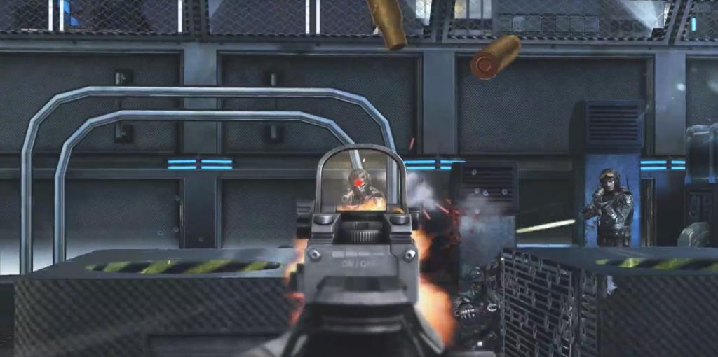 Gameloft Adopts Vivox Voice Chat For Modern Combat 5 Blackout