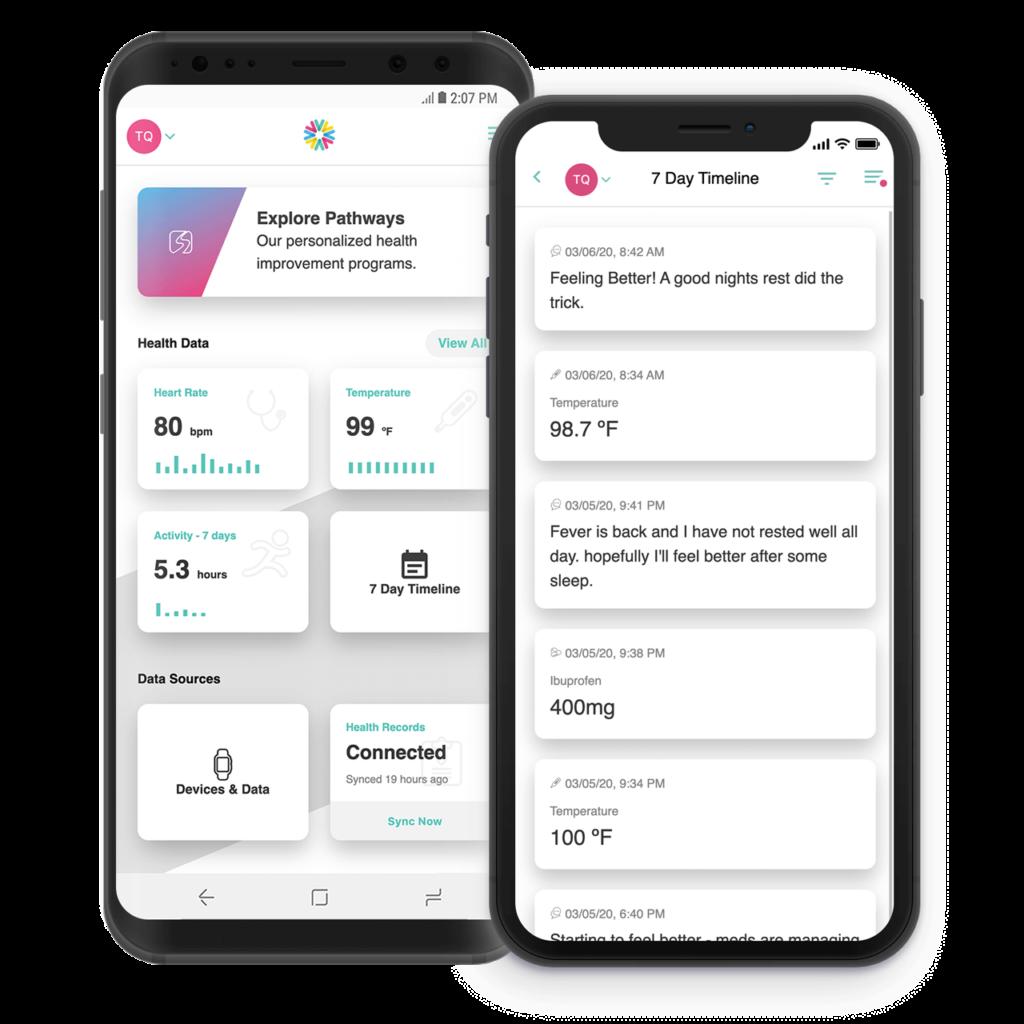Healthchampion The Popular Health App Gets A Free Covid 19 Symptom Tracker Internet Technology News